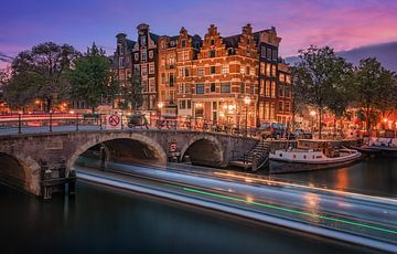 Brouwersgracht, Amsterdam von Reinier Snijders