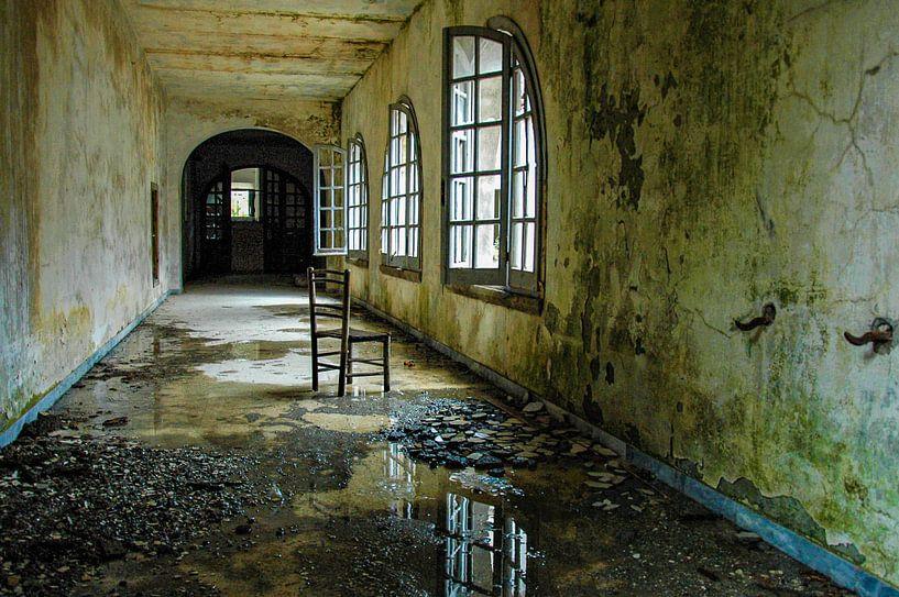 Saal im Kloster von Heleen Sloots