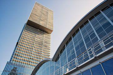 De Rotterdam en cruiseterminal van Eisseec Design