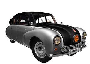 Tatra 87 in black & silver von aRi F. Huber