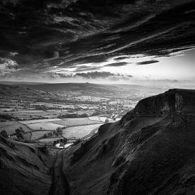 Engeland Peak District van Frank Peters