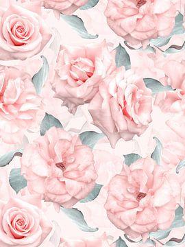 Hygge Rosen Garten von Uta Naumann