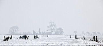 Winter in Holland7 van Henk Leijen