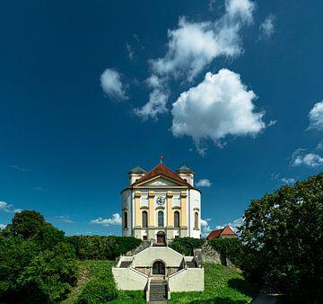 Burghausen an der Salzach - Marienberg von altmodern