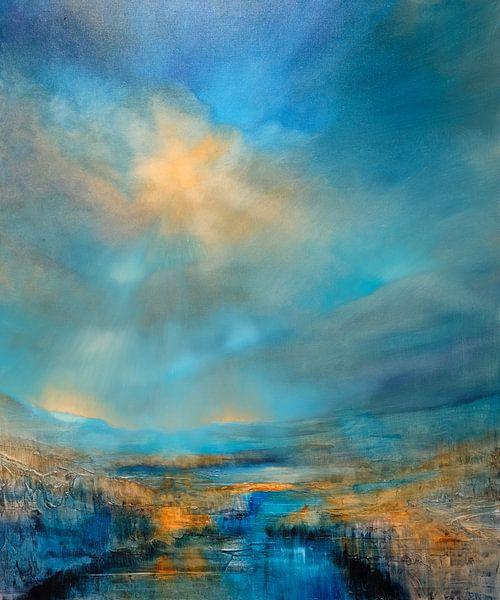 Sunshine valley van Annette Schmucker