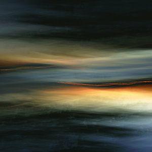 Lichtspel in abstractie van