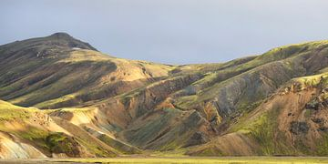 Landmannalaugar - IJsland van Barbara Brolsma