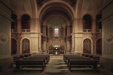 Die verlassene italienische Kapelle von Frans Nijland