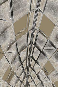Geometrische figuren van Affect Fotografie