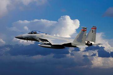 F-15 Eagle von Gert Hilbink