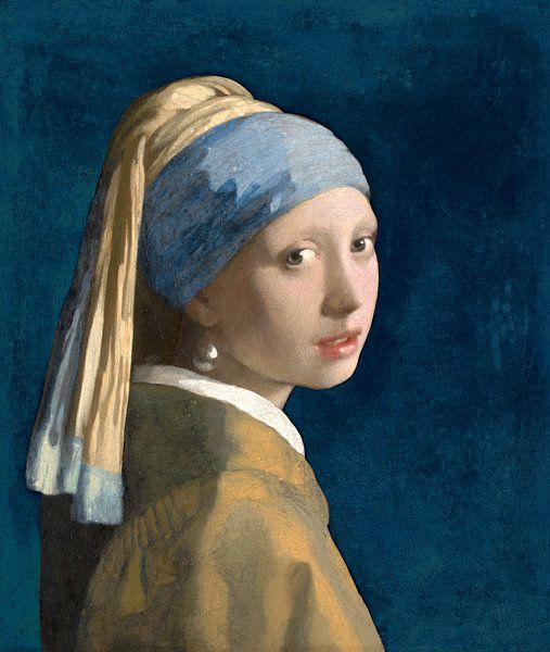 Mädchen mit dem Perlenohrring - Johannes Vermeer von Marieke de Koning