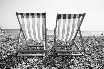Strandkörbe von Marit Lindberg