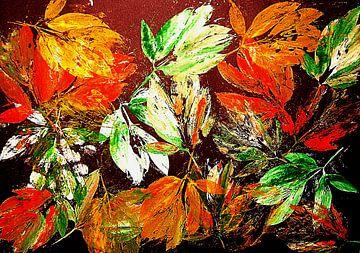 Herbstimpression van B. L.