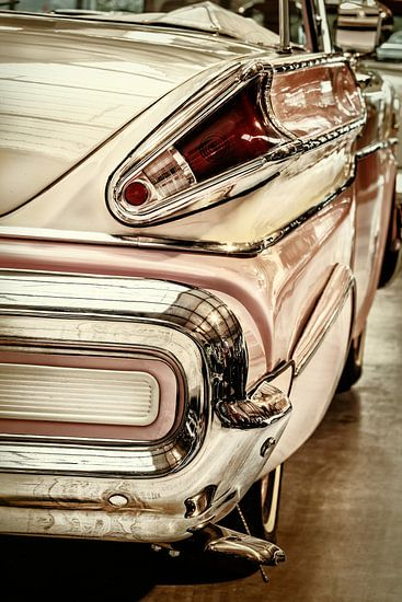 De Buick Century Convertible van Martin Bergsma
