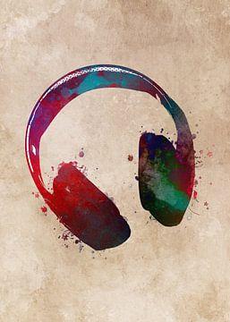 Musik-Kopfhörer von JBJart Justyna Jaszke
