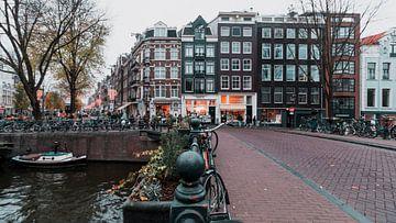 Amsterdam in de herfst 2 van Olivier Peeters