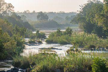 Landschaft, Südafrika von Roelinda Tip