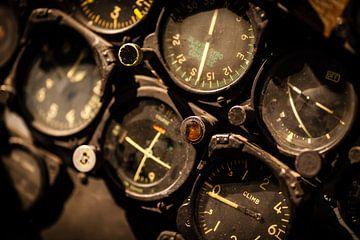 Cockpit dashboard von