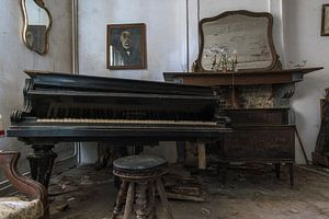 piano van Maarten De Schrijver