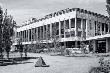 Winkelcentrum Chernobyl van Kevin Dierckens