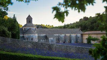 Abtei von Sénanque von Gerrit Anema
