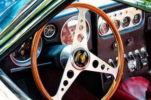 Lamborghini 350 GT dashboard