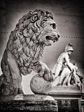 Florenz - Loggia dei Lanzi von Alexander Voss