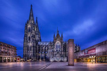 La cathédrale de Cologne sur Jens Korte