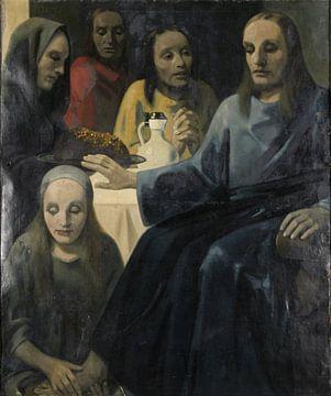 Fußwaschung, Han van Meegeren