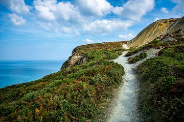 St Agnes, kust Zuid Engeland van