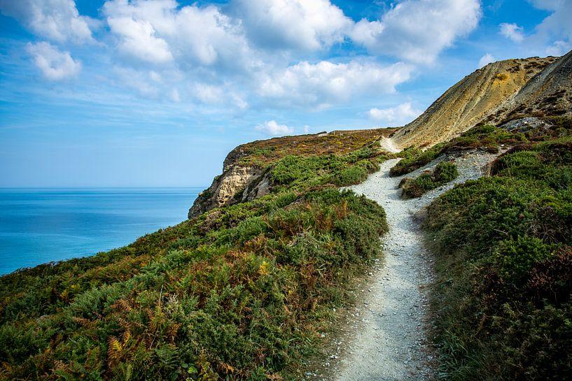 St Agnes, kust Zuid Engeland van Anneke Hooijer