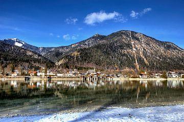 De berg in zicht van Roith Fotografie