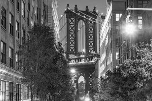 New York DUMBO met Manhattan Bridge