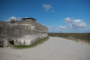 Bunker Wassermann op Schiermonnikoog