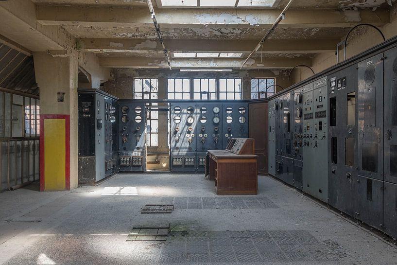 Control Room B von Jeroen Brams