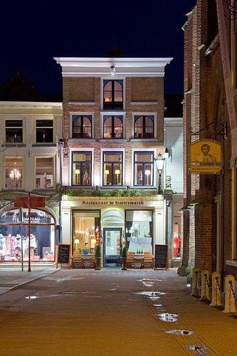 Oud gebouw Kampen