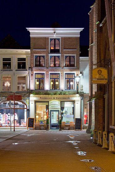 Oud gebouw Kampen van Anton de Zeeuw