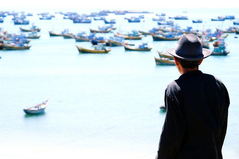 Old Man and the Sea van Nico van der Vorm