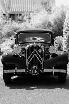 klassieke auto van eric brouwer
