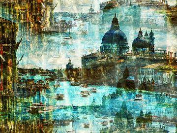 Venice 1 von Gabi Hampe