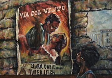 Homage an Vom Winde verweht und Cinema Paradiso von David Morales Izquierdo