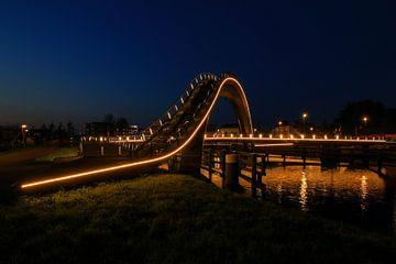 Milchstraßenbrücke in Purmerend von FotoBob