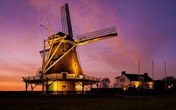 De molen van Iwan van Schagen