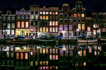 Amsterdam Keizersgracht van Sabine Wagner