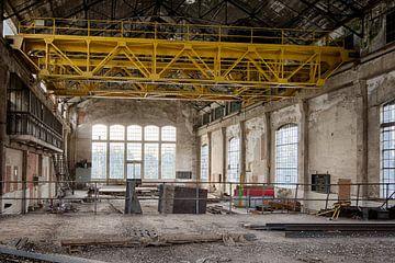 De grote fabriek van