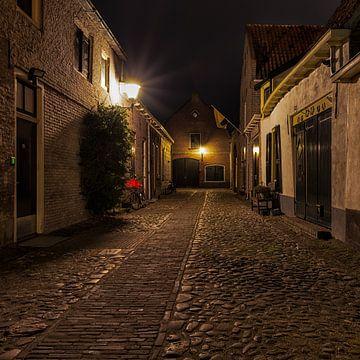 Avond in Elburg  von Jenco van Zalk