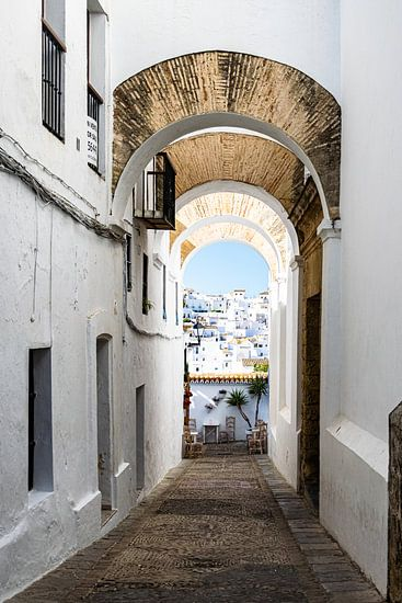 Andalusië Vejer de la  Frontera