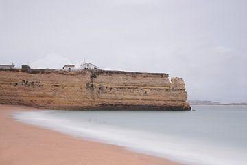 Rotskust Algarve van
