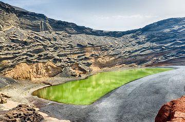 Groen meer van Mark Bolijn