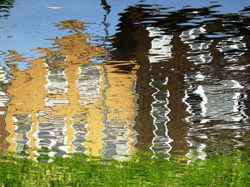 Urban Reflections 125-A van MoArt (Maurice Heuts)